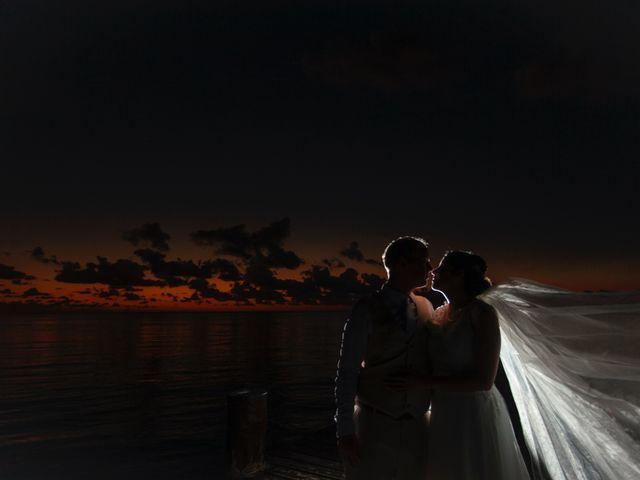 Martijn and Helena's Wedding in San Miguel de Cozumel, Mexico 34