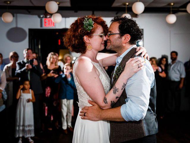 Simon and Ali's Wedding in New York, New York 31