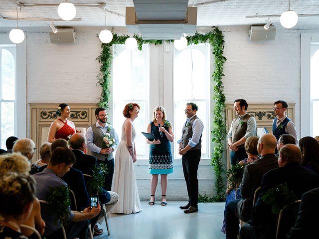 Simon and Ali's Wedding in New York, New York 37