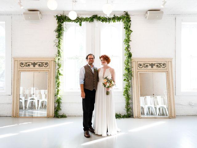 Simon and Ali's Wedding in New York, New York 47