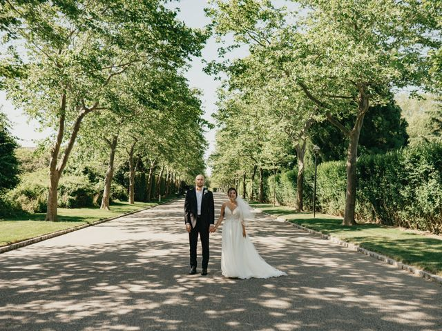 The wedding of Bernadette and Gabrielius