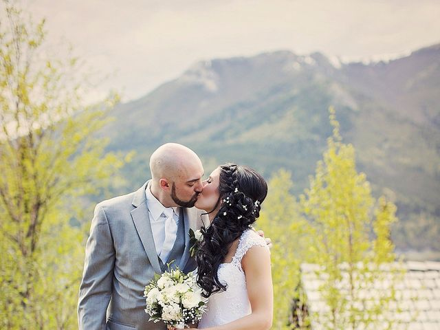 The wedding of Joseph and Kailyn