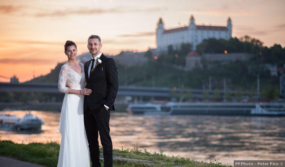 Roland and Monika's Wedding in North Myrtle Beach, South Carolina