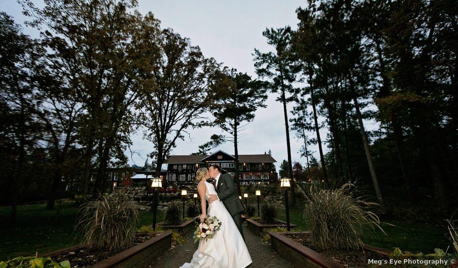 Sean and Jenna's Wedding in Nisswa, Minnesota