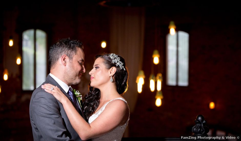 Brent and Lisa's Wedding in Greenville, South Carolina