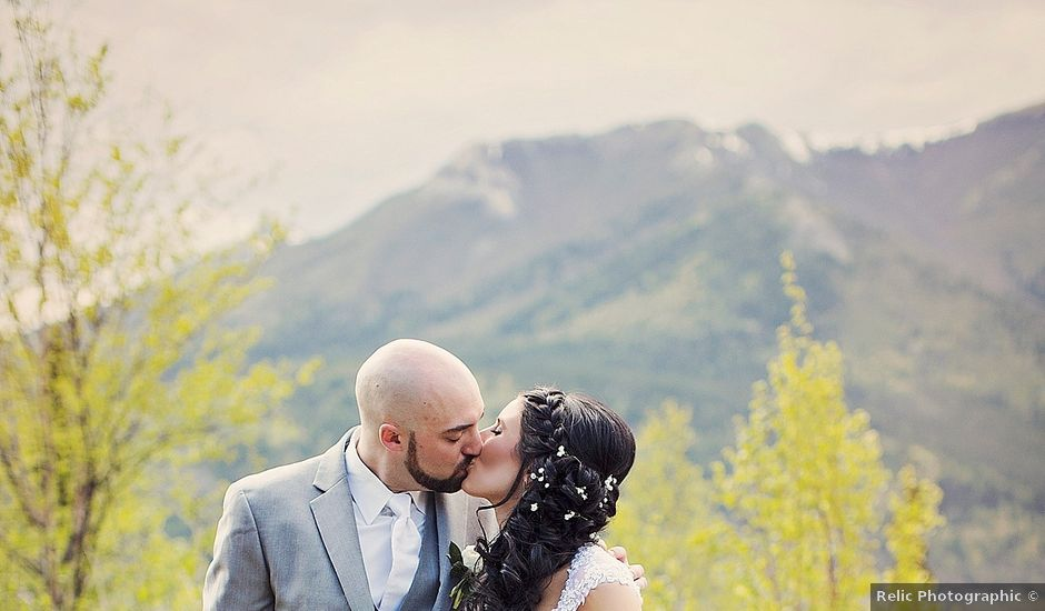Kailyn and Joseph's Wedding in Denali National Park, Alaska