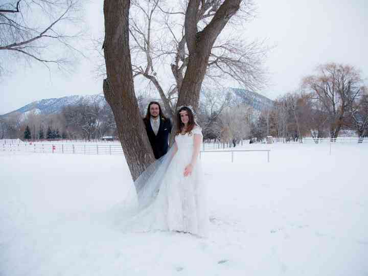 The wedding of Katura and Jay