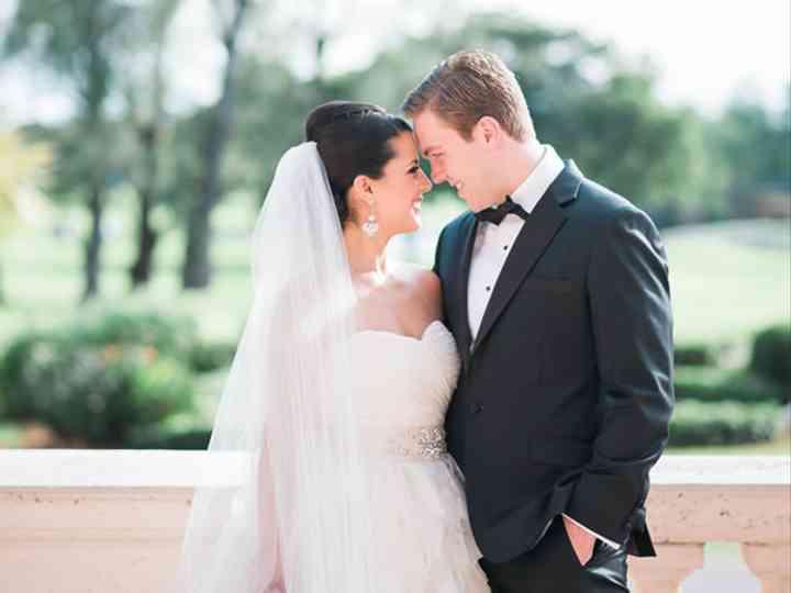 The wedding of Ben and Amanda