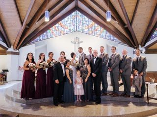 The wedding of Edith and Kyle 3