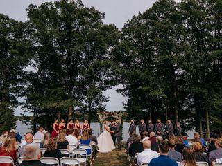 The wedding of Hana and Austin 1