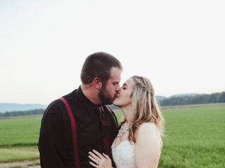 The wedding of Patrick and Chelsea 2