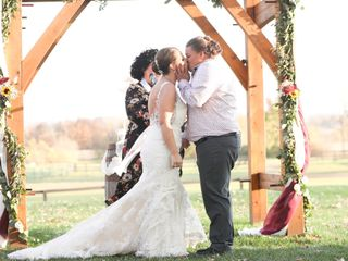 The wedding of Emily and Jessica 3