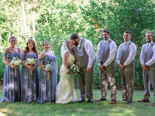 The wedding of Benjamin and Lisa 3