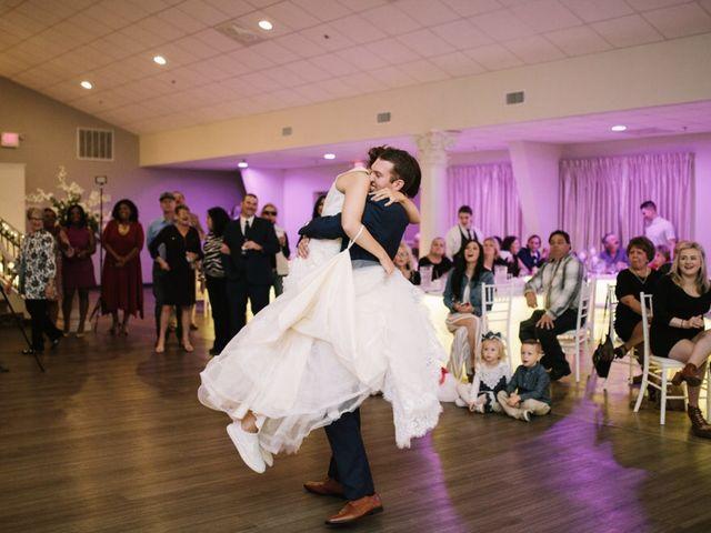 Tyler and Heather's Wedding in Ponchatoula, Louisiana 4