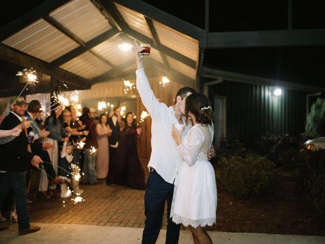 Tyler and Heather's Wedding in Ponchatoula, Louisiana 6