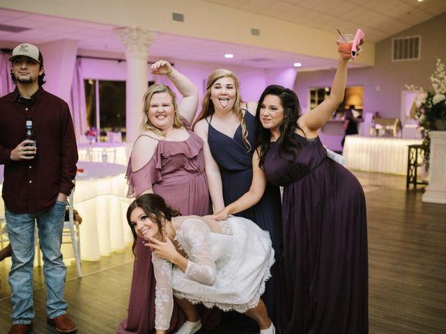 Tyler and Heather's Wedding in Ponchatoula, Louisiana 11