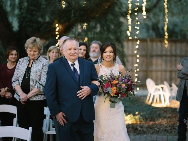 Tyler and Heather's Wedding in Ponchatoula, Louisiana 13