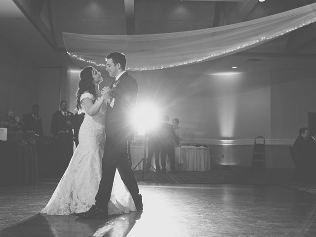 Brandon and Jordan's Wedding in Covington, Ohio 1