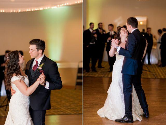 Brandon and Jordan's Wedding in Covington, Ohio 2