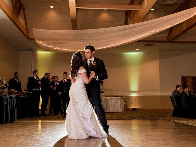 Brandon and Jordan's Wedding in Covington, Ohio 3