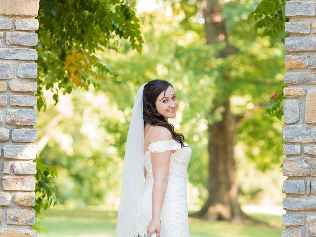 Brandon and Jordan's Wedding in Covington, Ohio 13