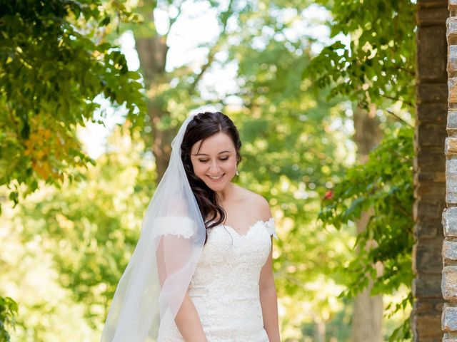 Brandon and Jordan's Wedding in Covington, Ohio 15