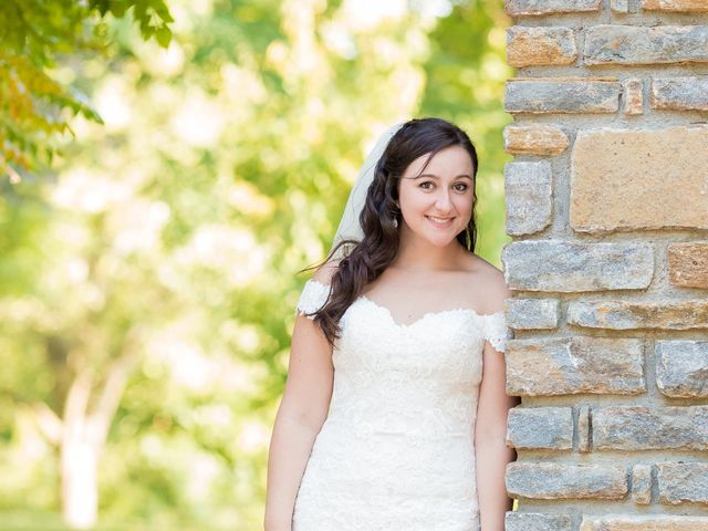 Brandon and Jordan's Wedding in Covington, Ohio 16