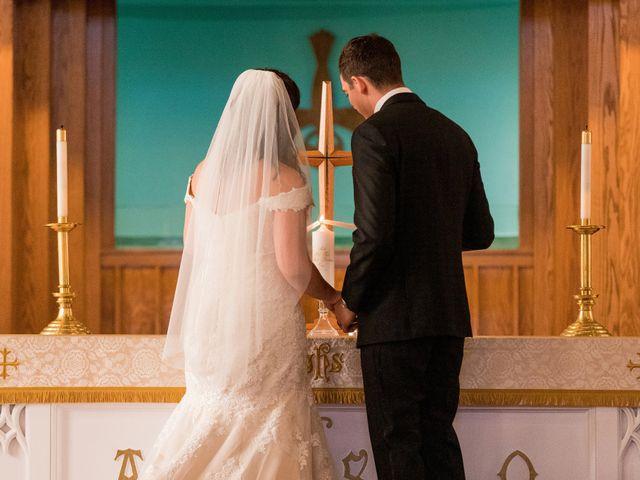 Brandon and Jordan's Wedding in Covington, Ohio 19