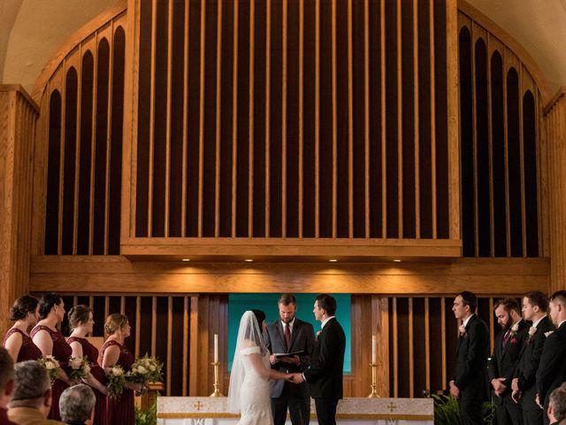 Brandon and Jordan's Wedding in Covington, Ohio 20