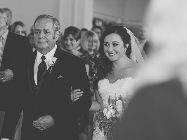 Brandon and Jordan's Wedding in Covington, Ohio 24