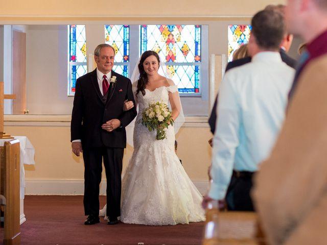 Brandon and Jordan's Wedding in Covington, Ohio 25