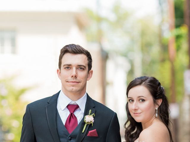 Brandon and Jordan's Wedding in Covington, Ohio 27