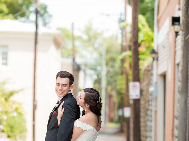 Brandon and Jordan's Wedding in Covington, Ohio 28