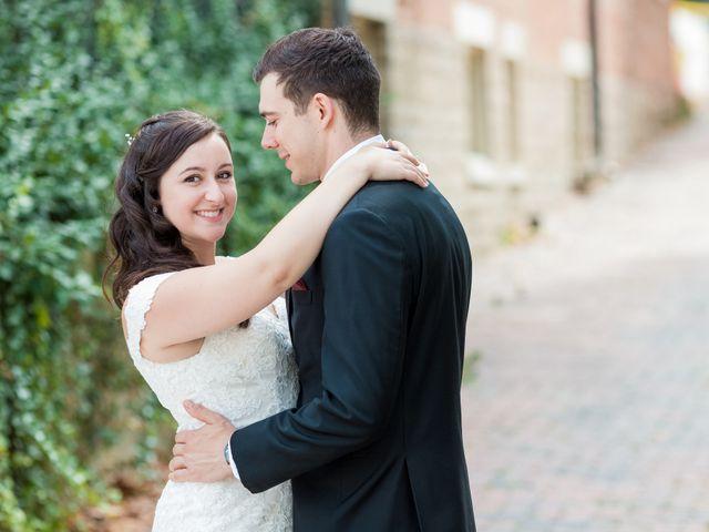 Brandon and Jordan's Wedding in Covington, Ohio 29