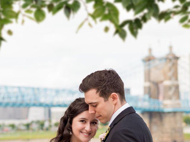 Brandon and Jordan's Wedding in Covington, Ohio 30
