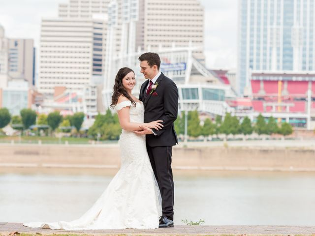 Brandon and Jordan's Wedding in Covington, Ohio 31