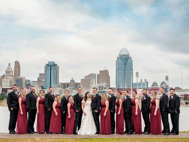 Brandon and Jordan's Wedding in Covington, Ohio 34