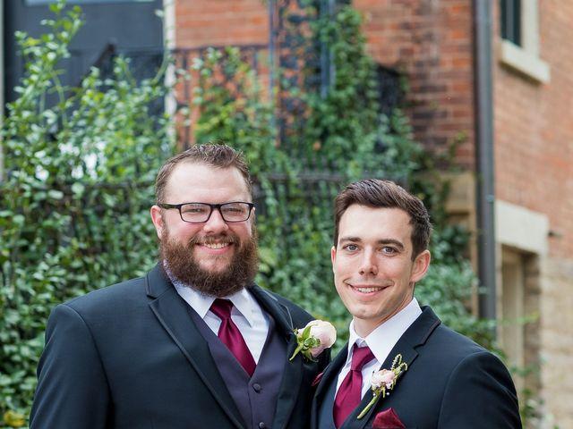 Brandon and Jordan's Wedding in Covington, Ohio 35