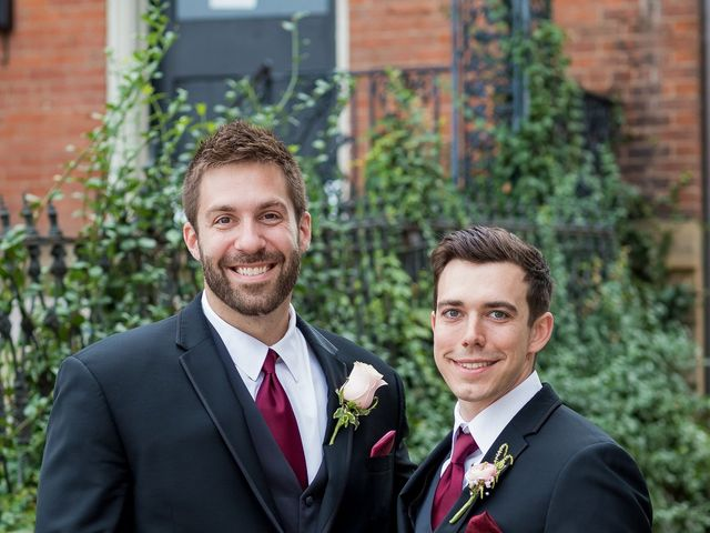 Brandon and Jordan's Wedding in Covington, Ohio 36