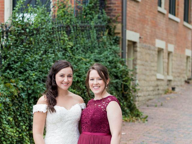 Brandon and Jordan's Wedding in Covington, Ohio 37