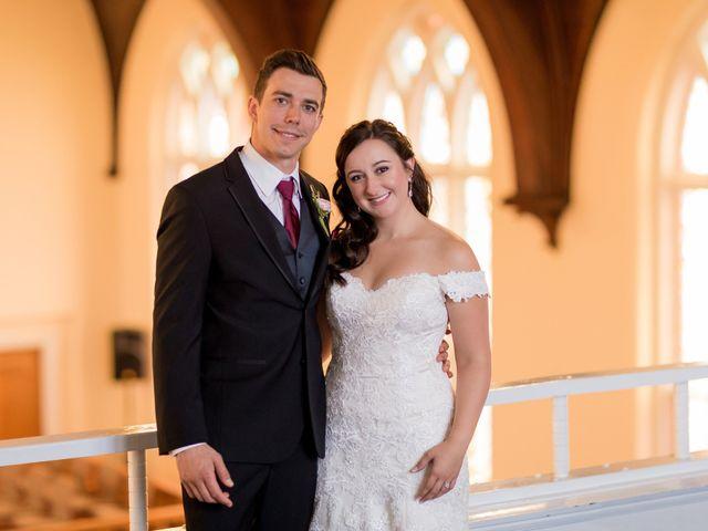 Brandon and Jordan's Wedding in Covington, Ohio 42