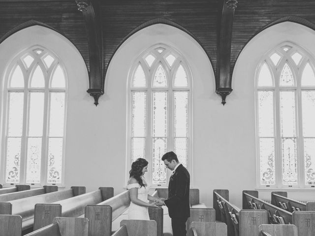 Brandon and Jordan's Wedding in Covington, Ohio 44