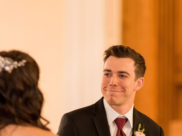 Brandon and Jordan's Wedding in Covington, Ohio 47