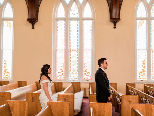 Brandon and Jordan's Wedding in Covington, Ohio 49