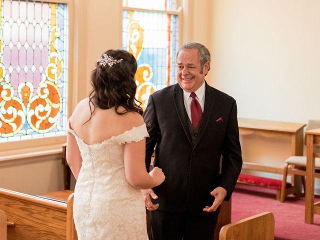 Brandon and Jordan's Wedding in Covington, Ohio 53