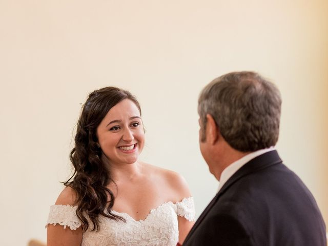Brandon and Jordan's Wedding in Covington, Ohio 54