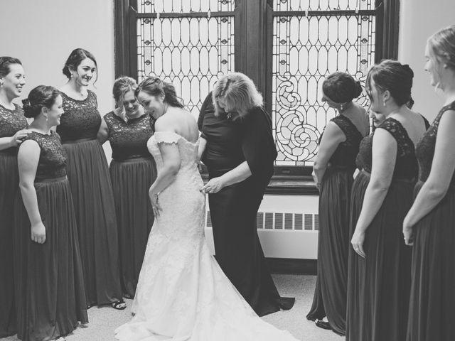 Brandon and Jordan's Wedding in Covington, Ohio 59