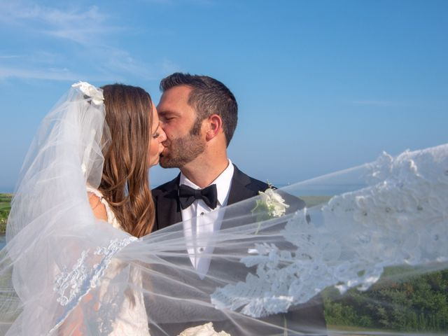 Frank and Jessica's Wedding in Westerly, Rhode Island 17