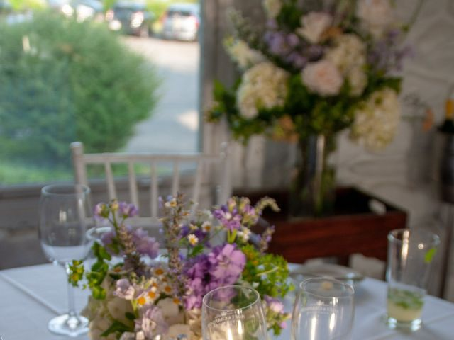 Frank and Jessica's Wedding in Westerly, Rhode Island 22