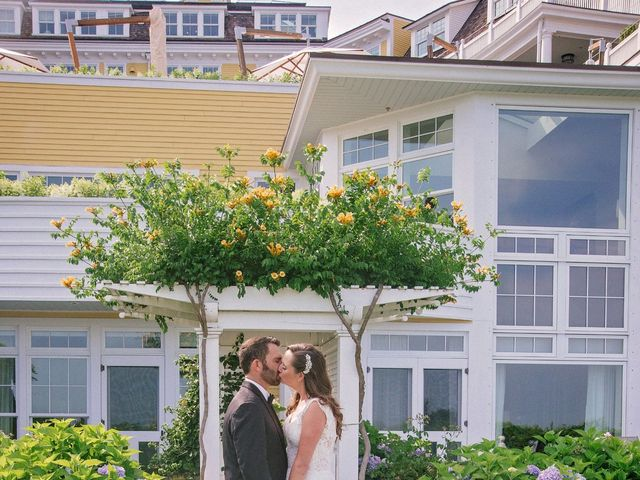 Frank and Jessica's Wedding in Westerly, Rhode Island 27